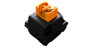 Razer Orange Switch(茶軸タイプ)