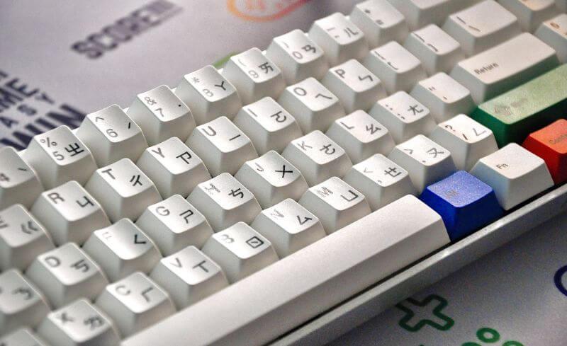メカニカルキーボードってどんなキーボード?