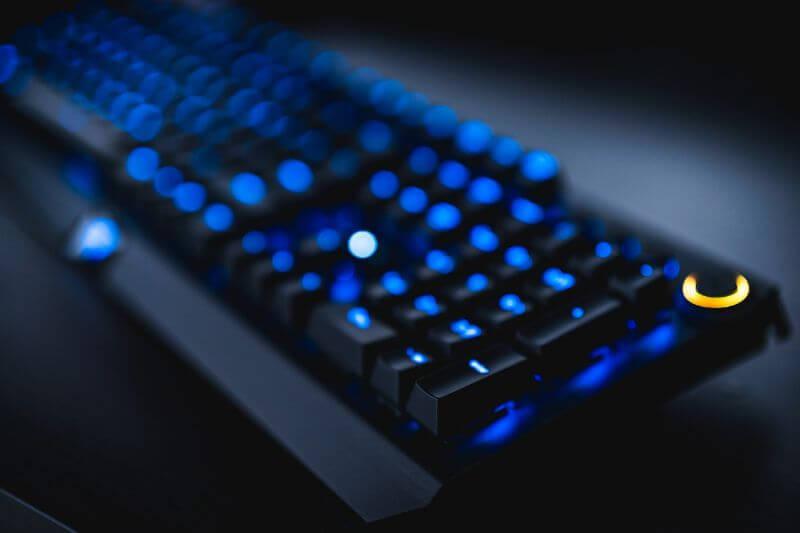 青軸メカニカルキーボード