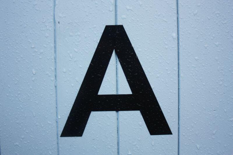 英字の大文字入力を小文字入力に切り替える方法