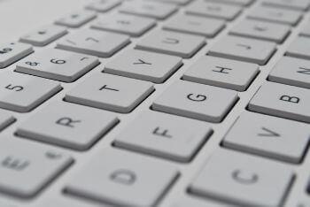 アイソレーションキーボード