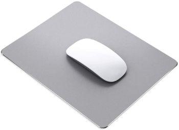 JULANIE マウスパッド アルミ 薄型 金属マウスパッド