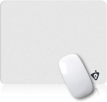 コンピューター マウスパッド ハードタイプ PUレザー製