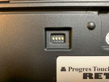 スイッチでキー配列が変更可能