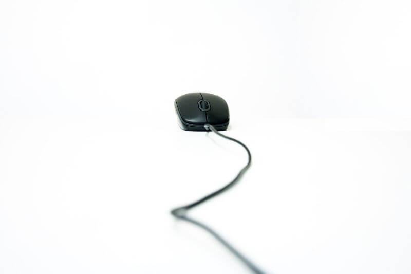 有線マウスが動かないときの解決方法